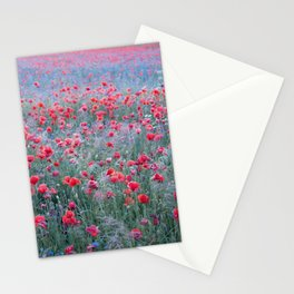 Poppy Seed Heaven Stationery Cards