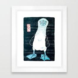 Phil Boobie Framed Art Print
