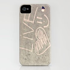 Live Love and Smile Often iPhone (4, 4s) Slim Case