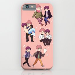 Little Makoharu iPhone Case
