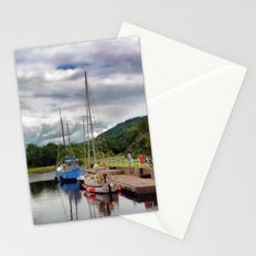 Crinan Canal Stationery Cards