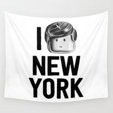 I Love New York Wall Tapestry