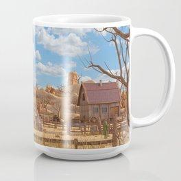 Western Landscape Coffee Mug
