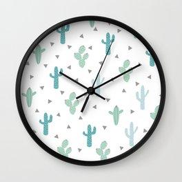 Succu Love Wall Clock