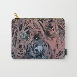 Midnight Grove Carry-All Pouch