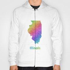 Illinois Hoody