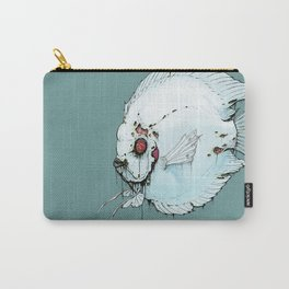 Zombie Discus Carry-All Pouch