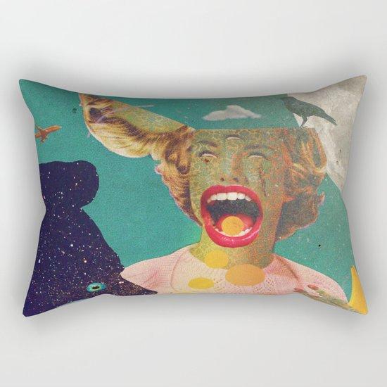 OMGAKAWTF! Rectangular Pillow