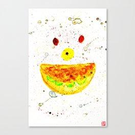 Monster Series = A__Enn Canvas Print