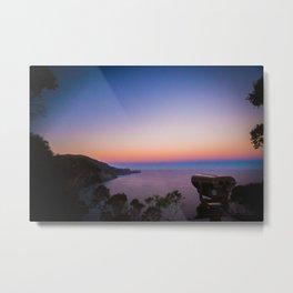 Sunset views Metal Print