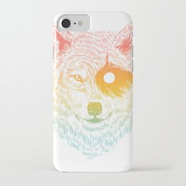 I Dream in Solitude iPhone Case