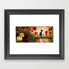 Remembrance Year Framed Art Print