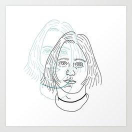 1994-1995 Art Print