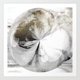 Breath of Frost Art Print