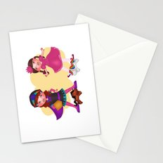 Pretend Play Stationery Cards