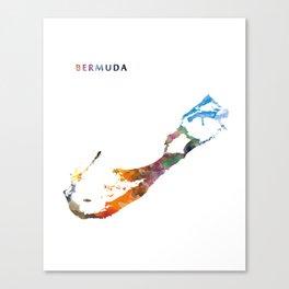 Bermuda Canvas Print