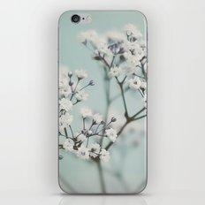 flowers VI iPhone & iPod Skin
