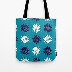 Summer print Tote Bag