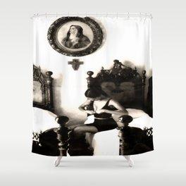 votary Shower Curtain