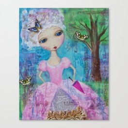 Oh Marie! Canvas Print