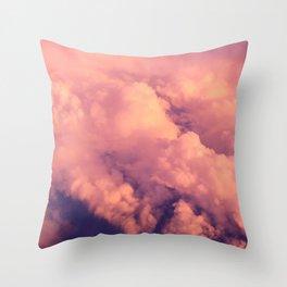 Cloudscape II Throw Pillow