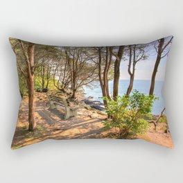 Marginal Way #3 Rectangular Pillow
