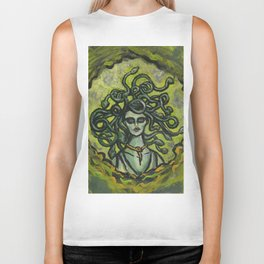 Medusa Biker Tank