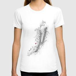 Keuka Lake Home T-shirt