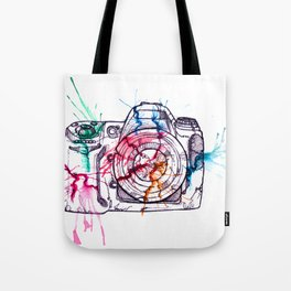Photographer insecurity Tote Bag