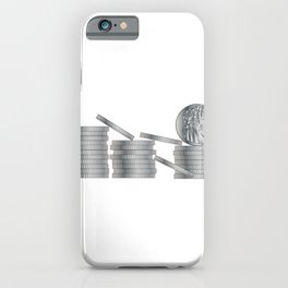 30 Pieces Of SIlver iPhone Case