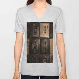 The Mixed Tape Project Unisex V-Neck