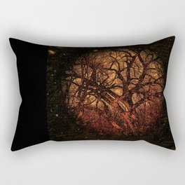 Arbor Mundi - Tree Cosmos Rectangular Pillow
