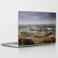 russia Laptop & iPad Skins featuring Saint Petersburg , Russia by LudaNayvelt