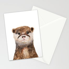 Little Otter Stationery Cards