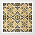 Ornamental pattern by miyagidesign