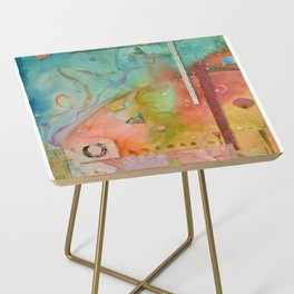Outer World Side Table