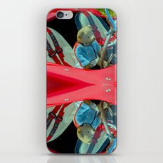 BEARY NICE CAR iPhone & iPod Skin