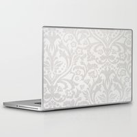 victorian Laptop & iPad Skins featuring Victorian by Pink Berry Patterns