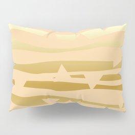 Golden Waves #Society6 #decor #buyart Pillow Sham