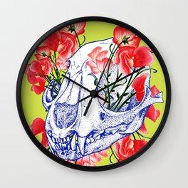 Deathvslife5 Wall Clock