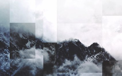 Art Print - Fractions A81 - Seamless