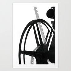8 mm Art Print