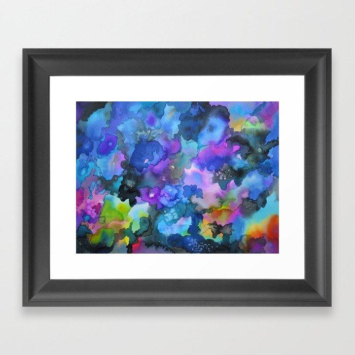 Falaxy Framed Art Print