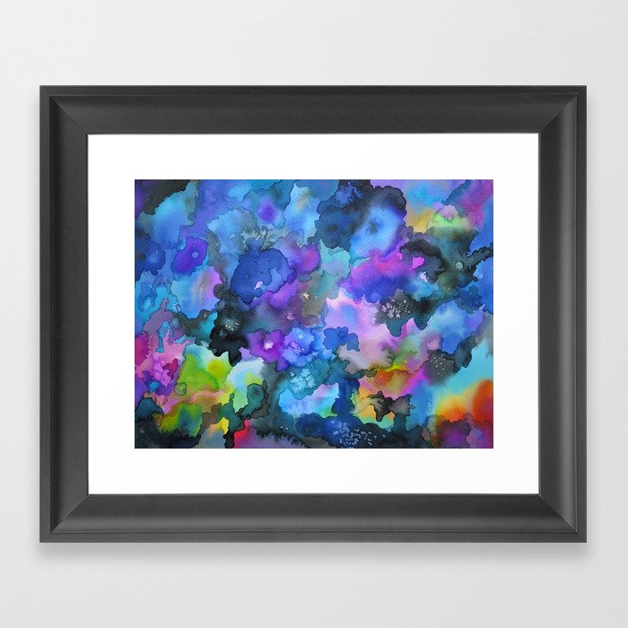 Falaxy Framed Art Print