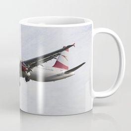 Austrian Airlines Airbus A321 Coffee Mug
