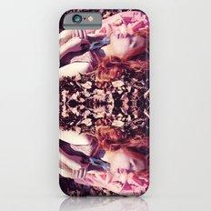 Ginger sleeping beauty  iPhone 6s Slim Case