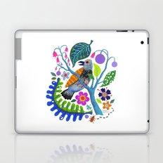 Bird Botanical Laptop & iPad Skin