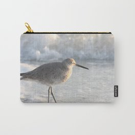 Falling asleep to the sound of the ocean Carry-All Pouch