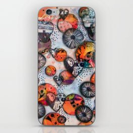 Six Degrees of Separation iPhone Skin