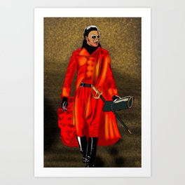 Don  Juan Triumphant Art Print